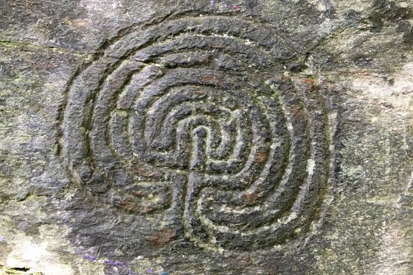 Labyrinth - Astra Ferro, Healing with the Ancestors
