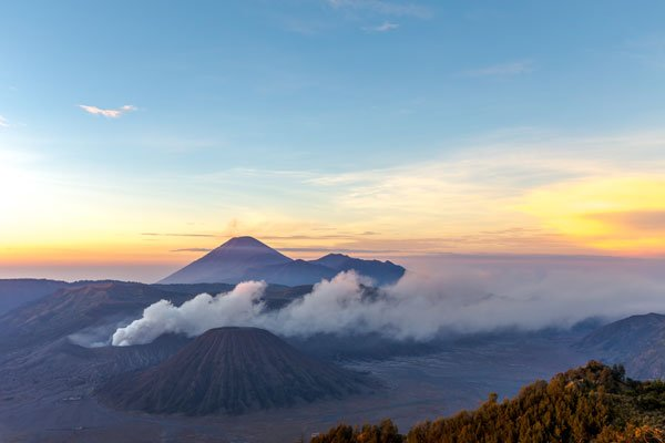 Mountain Bromo, East Java, Indonesia - Astra Ferro, Healing with the Ancestors